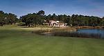 PORTUGAL - Quinta do Conde- Golfbaan Quinta do Peru Golf & Country Club. Hole 12.  COPYRIGHT KOEN SUYK