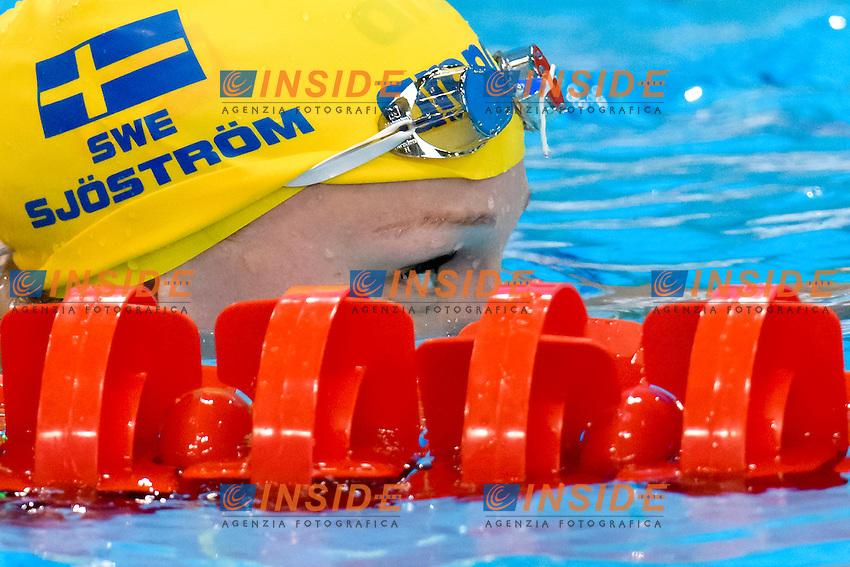 Sarah SJOESTROEM SWE <br /> 50 Butterfly Women <br /> London, Queen Elizabeth II Olympic Park Pool <br /> LEN 2016 European Aquatics Elite Championships <br /> Diving  <br /> Day 08 16-05-2016<br /> Photo Andrea Staccioli/Deepbluemedia/Insidefoto