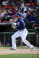 Drew Robinson - Texas Rangers 2016 spring training (Bill Mitchell)