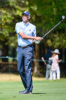 Matt Kuchar (USA) watches his approach shot on 6 during round 2 of the World Golf Championships, Mexico, Club De Golf Chapultepec, Mexico City, Mexico. 3/3/2017.<br /> Picture: Golffile | Ken Murray<br /> <br /> <br /> All photo usage must carry mandatory copyright credit (&copy; Golffile | Ken Murray)