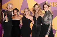 BEVERLY HILLS, CA - JANUARY 7: Nicole Kidman, Zoe Kravitz, Reese Witherspoon, Laura Dern, Shailene Woodley at the HBO Golden Globes After Party, Beverly Hilton, Beverly Hills, California on January 7, 2018. <br /> CAP/MPI/DE<br /> &copy;DE//MPI/Capital Pictures
