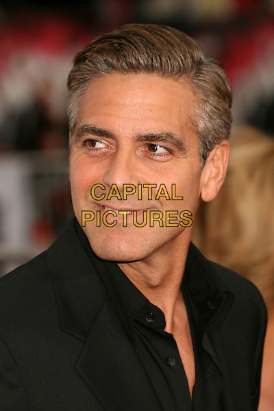 "GEORGE CLOONEY.""Ocean's Thirteen"" Los Angeles Premiere at Grauman's Chinese Theatre, Hollywood, California, USA..June 5th, 2007.headshot portrait .CAP/ADM/BP.©Byron Purvis/AdMedia/Capital Pictures"
