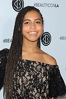 LOS ANGELES - AUG 12: Asia Monet Ray at the 5th Annual BeautyCon Festival Los Angeles at the Convention Center on August 12, 2017 in Los Angeles, California