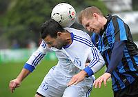 130817 Central League Football - Miramar v Olympic