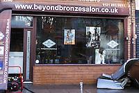 Birmingham Small Heath Coventry Road Shop Fire 6th Dec 2014
