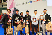 2015 World of Coffee Championships