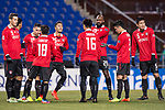 Ulsan Hyundai FC (KOR) vs Muangthong United (THA) during the AFC Champions League 2017 Group E match at the Ulsan Munsu Football Stadium on 14 March 2017 in Ulsan, South Korea. Photo by Chung Yan Man / Power Sport Images