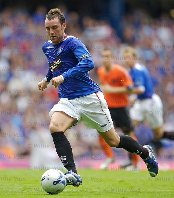 Kris Boyd, Rangers.stock season 2006-2007.pic willie vass