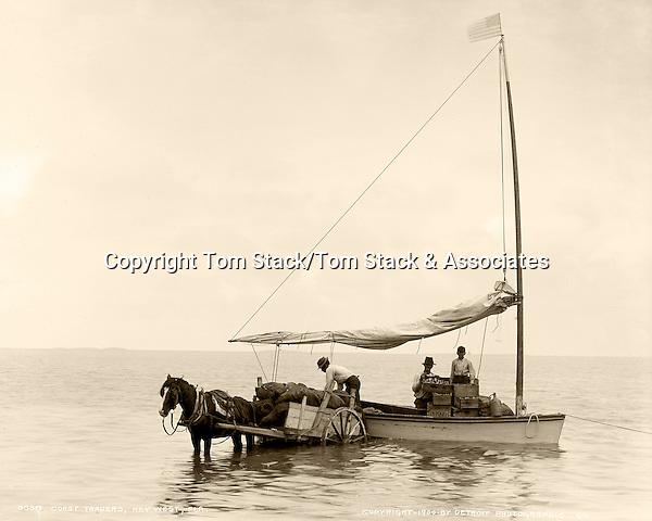 Coast Traders, Key West, Florida, 1900