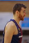 XXXVIII Lliga Nacional Catalana ACB 2017.<br /> FC Barcelona Lassa vs BC Morabanc Andorra: 89-70.<br /> Victor Claver.