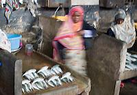 Afrique/Afrique de l'Est/Tanzanie/Zanzibar/Ile Unguja/Stone Town: le marché aux poissons