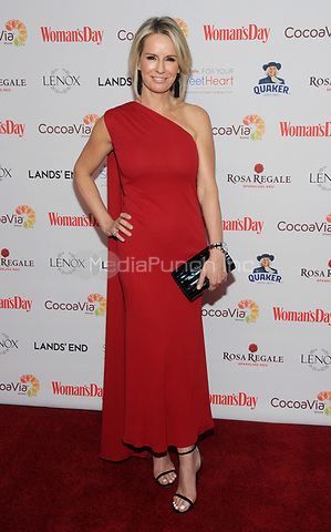 NEW YORK, NY - FEBRUARY 06:Jennifer Ashton  attends  the Woman's Day Celebrates 15th Annual Red Dress Awards on February 6, 2018 in New York City.  Credit: John Palmer/MediaPunch