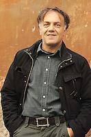 """Roma, 6 Aprile 2012.Photocall del film """"Diaz"""" .L'attore Francesco Acquaroli."""