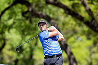 John Rahm (ESP) on the 8th during the 5th round at the WGC Dell Technologies Matchplay championship, Austin Country Club, Austin, Texas, USA. 25/03/2017.<br /> Picture: Golffile | Fran Caffrey<br /> <br /> <br /> All photo usage must carry mandatory copyright credit (&copy; Golffile | Fran Caffrey)