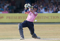 Nick Gubbins hits 4 runs for Middlesex during Essex Eagles vs Middlesex, Vitality Blast T20 Cricket at The Cloudfm County Ground on 6th July 2018