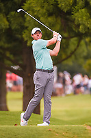 Rory McIlroy (NIR) watches his tee shot on 11 during round 2 of the 2019 Tour Championship, East Lake Golf Course, Atlanta, Georgia, USA. 8/23/2019.<br /> Picture Ken Murray / Golffile.ie<br /> <br /> All photo usage must carry mandatory copyright credit (© Golffile | Ken Murray)