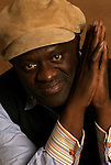 Alain Mabanckou, Congolese, French writer.