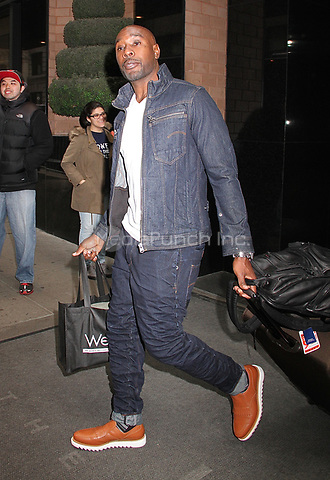 NEW YORK, NY - APRIL 19: Morris Chestnut spotted leaving his hotel  in New York, New York on April ,19 2017.  Photo Credit: Rainmaker Photo/MediaPunch