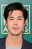 HOLLYWOOD, CA - AUGUST 7: Ross Butler at the premiere of Crazy Rich Asians at the TCL Chinese Theater in Hollywood, California on August 7, 2018. <br /> CAP/MPI/DE<br /> &copy;DE//MPI/Capital Pictures