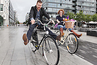 BIKE TO WORK LAUNCH