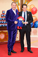 Hugh Bonneville and Hugh Grant at the &quot;Paddington 2&quot; premiere at the NFT South Bank, London, UK. <br /> 05 November  2017<br /> Picture: Steve Vas/Featureflash/SilverHub 0208 004 5359 sales@silverhubmedia.com