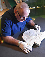 Pictured: Dr Ken Smith who made the discovery<br />