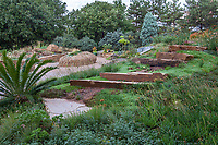 Steppe Garden section of Denver Botanic Garden