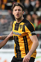 Rob Swaine of Maidstone United during Maidstone United vs Havant and Waterlooville, Vanarama National League Football at the Gallagher Stadium on 9th March 2019
