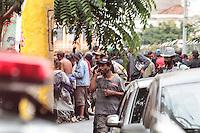 SÃO PAULO, SP, 30.04.2015 - CRACOLÂNDIA-SP - A Guarda Civil Metropolitana e agentes da Prefeitura,realizam uma operação na cracolândia região central de São Paulo , nesta quinta-feira. (Foto: Marcio Ribeiro / Brazil Photo Press).