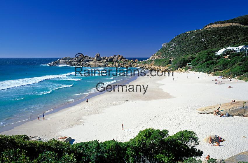 South Africa, Cape Town, Llandudno Bay and Beach