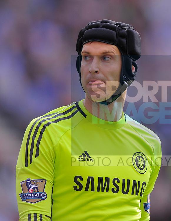 Petr Cech of Chelsea