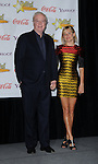 Sienna Miller and Michael Caine at the Showest 2009 Awards held at the Paris Hotel in Las Vegas Nevada, April 2, 2009. Fitzroy Barrett