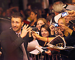 Chris Evans with fans attending the The 2012 Toronto International Film Festival Red Carpet Arrivals for 'The Iceman' at the Princess of Wales Theatre in Toronto on 9/10/2012