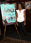 Marsha Stephanie Blake attends the Off-Broadway cast photocell for Lisa Lampanelli's 'Stuffed' at the Friars Club on August 14, 2017 in New York City.