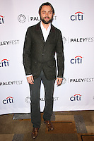 """HOLLYWOOD, LOS ANGELES, CA, USA - MARCH 21: Vincent Kartheiser at the 2014 PaleyFest - """"Mad Men"""" held at Dolby Theatre on March 21, 2014 in Hollywood, Los Angeles, California, United States. (Photo by Celebrity Monitor)"""