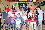 40th Birthday: Tom Dillon, Lissarda, Listowel celebrating his 40th birthday with family & friends at the Kingdom Bar, Listowel on Saturday night last.