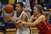 Romeo at Birmingham Marian, Girls Varsity Basketball, 12/18/14