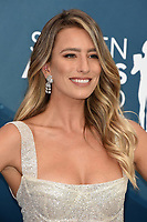 LOS ANGELES - JAN 19:  Renee Bargh at the 26th Screen Actors Guild Awards at the Shrine Auditorium on January 19, 2020 in Los Angeles, CA