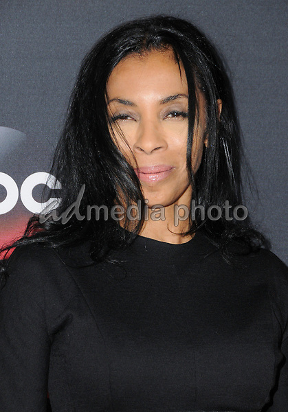 08 April 2017 - West Hollywood, California - Khandi Alexander. ABC's 'Scandal' 100th Episode Celebration held at Fig & Olive in West Hollywood. Photo Credit: Birdie Thompson/AdMedia