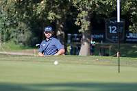 Andy Sullivan (ENG) in action on the 11th hole during the second round of the 76 Open D'Italia, Olgiata Golf Club, Rome, Rome, Italy. 11/10/19.<br /> Picture Stefano Di Maria / Golffile.ie<br /> <br /> All photo usage must carry mandatory copyright credit (© Golffile | Stefano Di Maria)