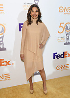 09 March 2019 - Hollywood, California - Salli Richardson-Whitfield. 50th NAACP Image Awards Nominees Luncheon held at the Loews Hollywood Hotel. Photo Credit: Birdie Thompson/AdMedia