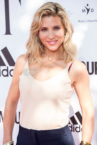 "MADRID, SPAIN - SEPTEMBER 23: Actress Elsa Pataky attends the ""Glamour Sport Summit"" photocall at Residencia de Estudiantes on September 23, 2017 in Madrid, Spain. Photo by Angel Manzano/insight media /MediaPunch ***FOR USA ONLY***"