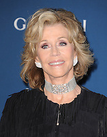 LOS ANGELES, CA - NOVEMBER 02:  Jane Fonda at  LACMA 2013 Art + Film Gala held at LACMA  in Los Angeles, California on November 2nd, 2012 in Los Angeles, CA., USA.<br /> CAP/DVS<br /> &copy;DVS/Capital Pictures