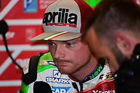 #22 SAM LOWES (GBR) APRILIA RACING TEAM GRESINI (ITA) APRILIA