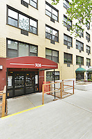 Entrance at 308 West 103rd Street