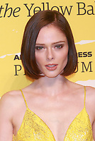 BROOKLYN, NY - SEPTEMBER 10: Coco Rocha at The Yellow Ball at The Brooklyn Museum in New York City on September 10, 2018. Credit: Diego Corredor/MediaPunch<br /> CAP/MPI99<br /> &copy;MPI99/Capital Pictures