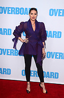 WESTWOOD, CA - APRIL 30: Alicia Machado at the premiere of Overboard at the Regency Village Theatre on April 30, 2018 in Westwood, California Credit: David Edwards/MediaPunch