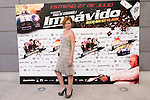 24.07.2012. Presentation at the Madrid Film Academy of the movie 'Impavido´, directed by Carlos Theron and starring by Marta Torne, Selu Nieto, Nacho Vidal, Carolina Bona, Julian Villagran and Manolo Solo. In the image Carolina Bona  (Alterphotos/Marta Gonzalez)