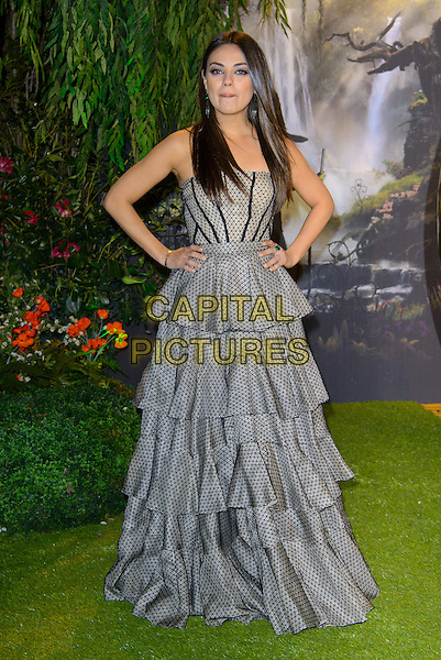 Mila Kunis.'Oz the Great and Powerful' European Premiere held at the Empire cinema, Leicester Square, London, England 28th February 2013.CAP/CJ.©Chris Joseph/Capital Pictures