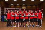 Glasgow 2014<br /> Team Wales Boxing Squad<br /> <br /> 05.06.14<br /> &copy;Steve Pope-SPORTINGWALES
